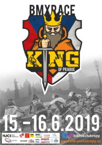 Plakat UCI Kinf of Prague 2019