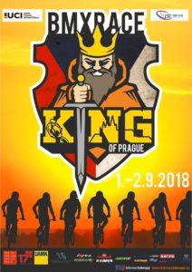 plakat King of Prague 2018