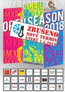 Zruseni Open Season 2018