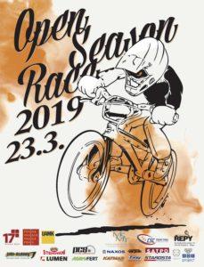 Plakat OPENSEASON 2019